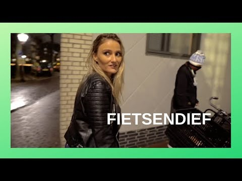Fiets stelen?! 'Ik verdien €400 per dag' - FIETSENDIEF
