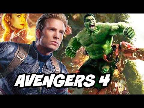 Avengers 4 Infinity War Special Event Reveals and Plot Teaser Breakdown