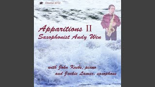 Three Pieces for Saxophone Duo: III. Invention