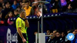 من المستفيد أكثر من تقنية الفيديو... ريال مدريد أم برشلونة ؟