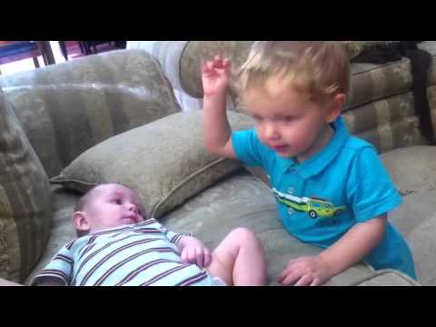 Be Nice to Your Baby Brother !