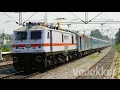India's Most Highest Speed train New Delhi to Agra Rajdhani Exp  Non Stop Within just 2 Hrs.