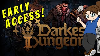 Darkest Dungeon II: Eaŗly Access Let's Play! - Ep 1