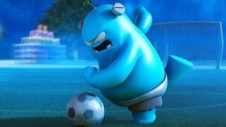Spookiz   Angry Football   스푸키즈   Funny Cartoon   Kids Cartoons   Videos for Kids