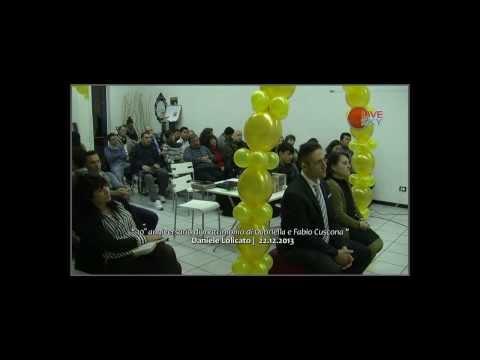 10° Anniversario di Matrimonio di Gabriella e Fabio Cuscona 22-12-2013