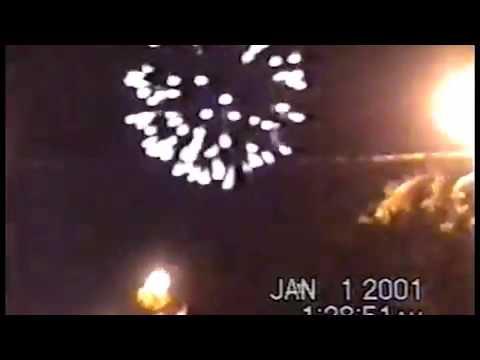 Новый 2001 год в Новополоцке