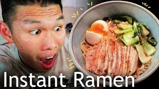 HOW TO MAKE INSTANT RAMEN AMAZING - Life After College: Ep. 445 thumbnail