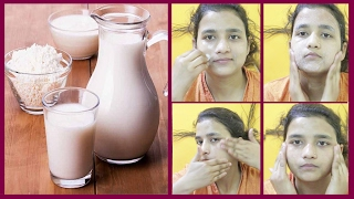 दूध से करे फेशियल - How to Do Milk Facial  to Get Instant Glowing Skin - Get  flawless, Clear skin