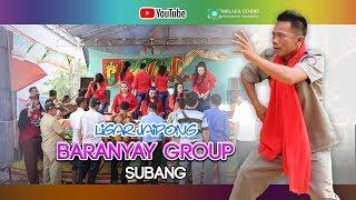 Ligar Jaipong BARANYAY GROUP Lagu Mipit Kembang. ( malaka studio HD )