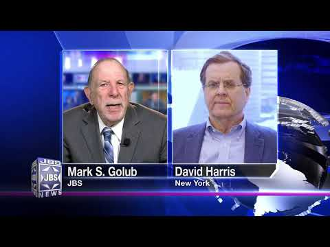 ITN: David Harris on Gaza