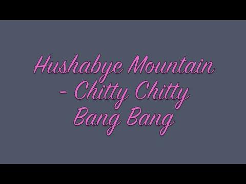 Hushabye Mountain - Chitty Chitty Bang Bang (Piano Cover)