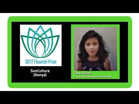 2017 Flourish Prize for Goal 15--Life on Land: SunCulture