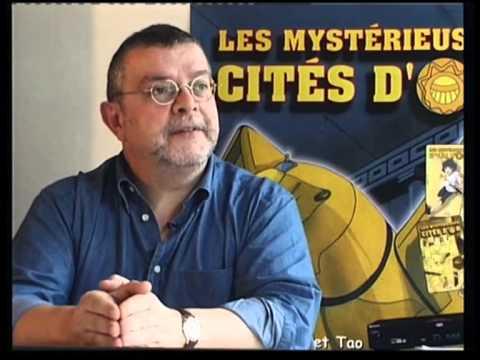 Interview Bernard Deyries - Les mysterieuses cites d'or - 2000