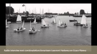 Kennismaken met Watersport, schoolzeilen in de gemeente Boarnsterhim
