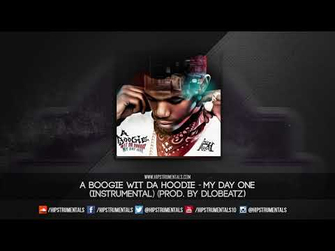 A Boogie Wit Da Hoodie - My Day One [Instrumental] (Prod. By DloBeatz) + DL via @Hipstrumentals