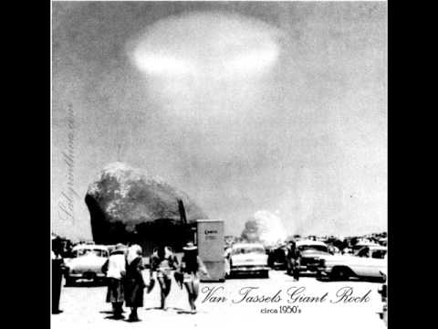 George van Tassel - 1956 Rotary Club, Yucaipa CA