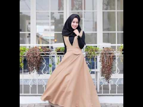 Model Baju Islami Casual 17