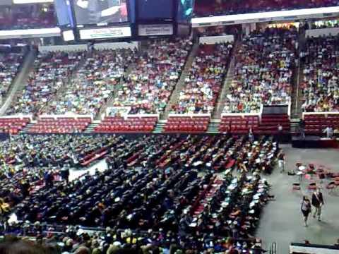 NCSU Graduation RBC Center