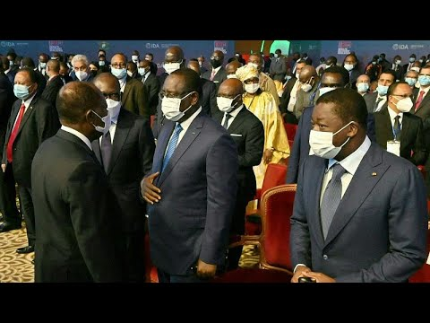 African leaders seek 0 billion for a pivotal World Bank fund to finance economic recovery