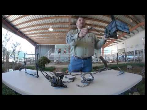 2017 Southern NTA Demo  - Chip Davis, Big Pans, Drags and Coyote Traps