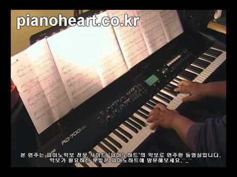 Busker Busker (버스커 버스커) - 벚꽃 엔딩 (Cherry Blossom Ending) Piano Cover RD-700NX