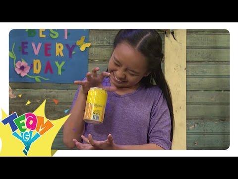Sunday Funday: Raven's Levitating Bottle Trick | Team Yey