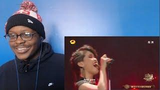KZ Tandingan-Real Gone (Singer 2018 Ep 8) REACTION!!