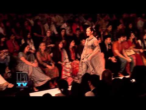 Special Indian Textile Day Shows at Lakme Fashion Week Winter/Festive 2013