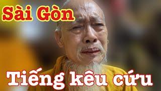 Bác Ba Trầu không giữ được bình tĩnh trước tình cảnh người khổ vì dịch ở Sài Gòn