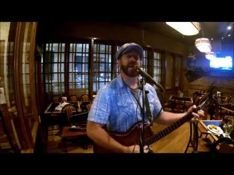 Waiting on a Friend -Rolling Stones cover solo live at Bare Bones Grill
