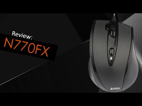 DRIVER UPDATE: A4TECH N-770FX MOUSE
