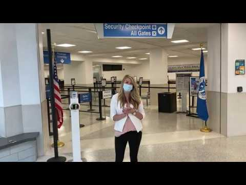 Healthy Travel — TSA Tips