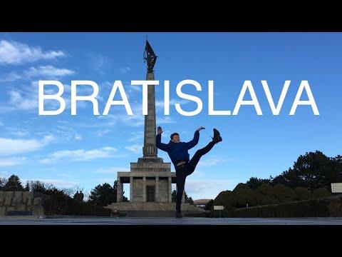 Slovakia - Bratislava | Europe on a Shoestring | Ep. 5