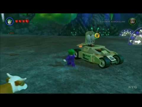 LEGO Batman 3: Beyond Gotham - Bane's Tumbler Free Roam ...