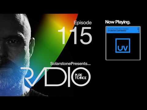 Solarstone presents Pure Trance Radio Episode #115
