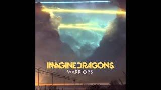 Imagine Dragons - Warriors Lyrics (League Of Legends 2014 World Championship )