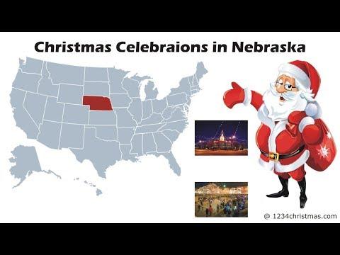 Nebraska Christmas Celebrations
