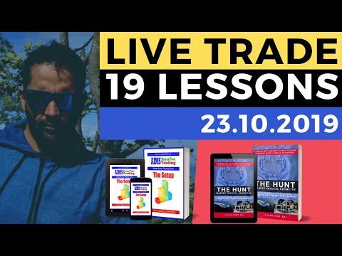 DAX Live Trade: Training Video With A Million Lessons