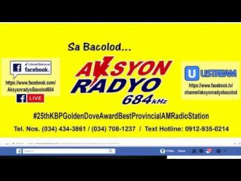Aksyon Radyo Bacolod Live Stream Youtube