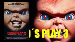 Curiosidades de Chucky 2 y 3