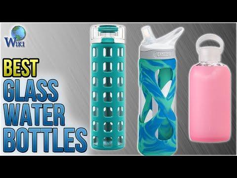 10 Best Glass Water Bottles 2018