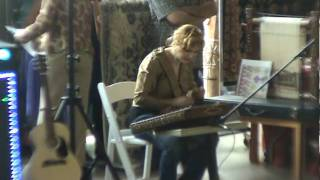 Norouz Family Festival at Bowers Museum 2010 - Santoor Performance by Lida Part 10/12