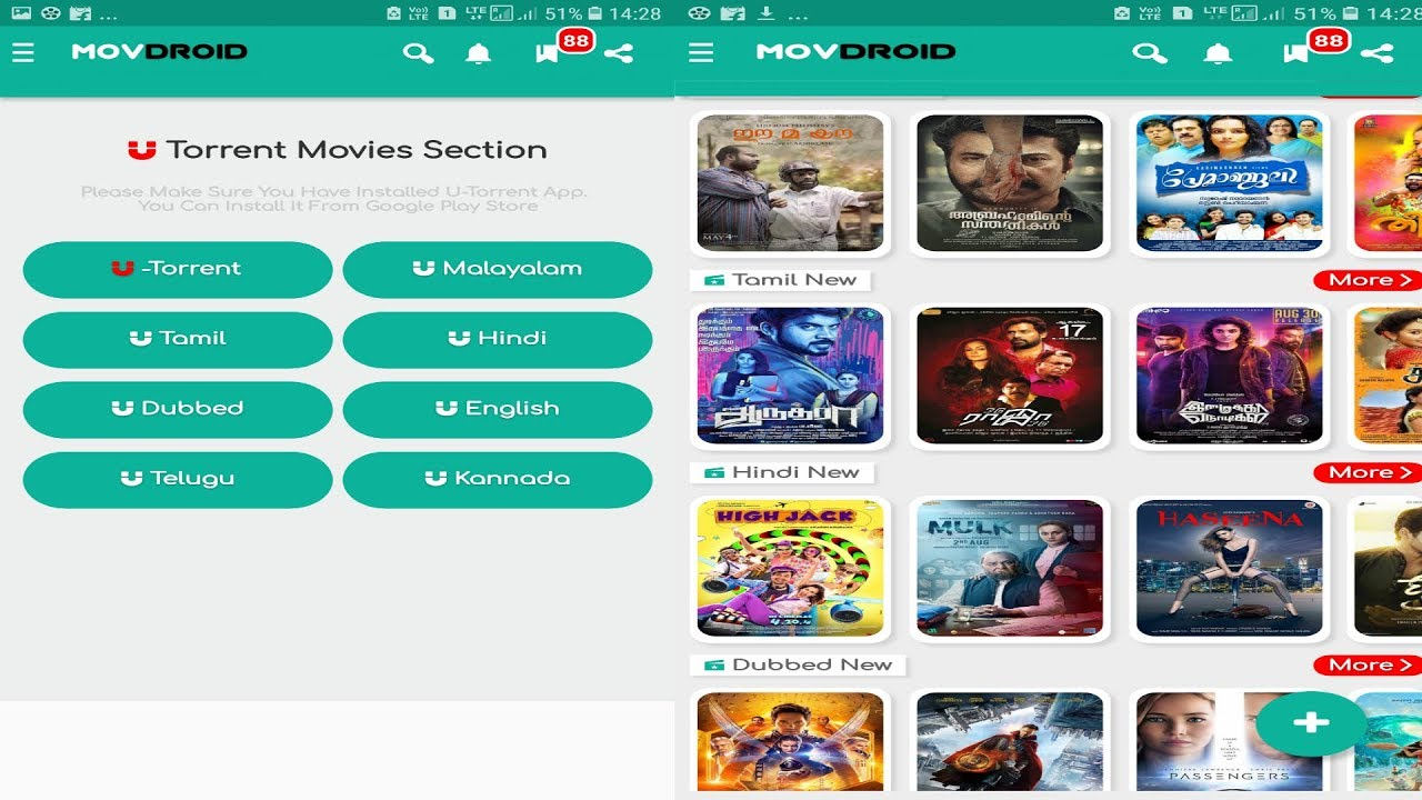 app for movie download