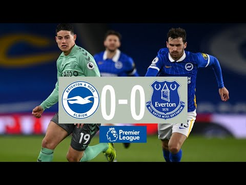 Brighton Everton Goals And Highlights