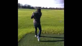 Teresa Parker golf 2