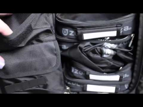 MAC Pro Zuca Bag