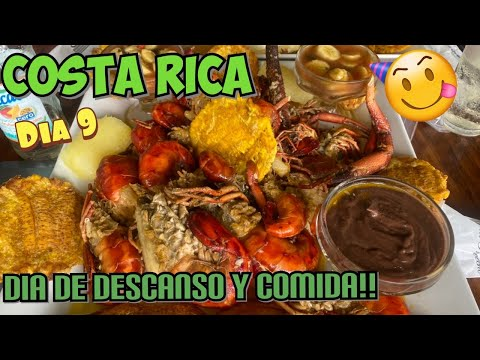 Costa Rica dia 9 Total Descanso y Comidas by Waldys Off Road