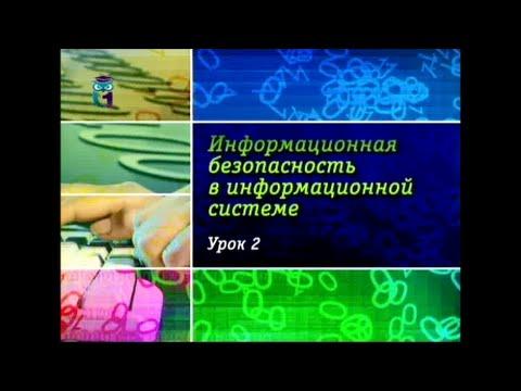 видео: Урок 2. Информационная безопасность и каналы утечка информации