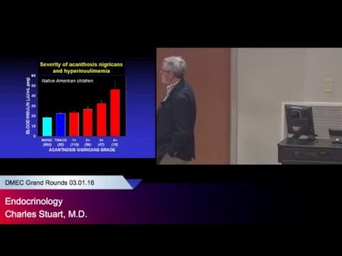 """Endocrinology,"" Charles Stewart, M.D."