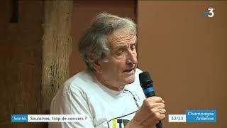 Nucléaire : il y a plus de cancers du poumon autour du centre de stockage de Soulaine-Dhuys